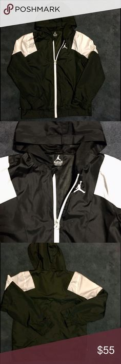 NIKE JORDAN WINDBREAKER JORDAN BOYS XL WINDBREAKER- NWOT Jordan Jackets & Coats