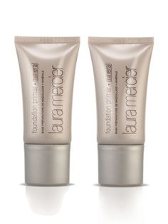 Laura Mercier Foundation Primer, Mineral set of two. On sale today for $24 – normally $39.