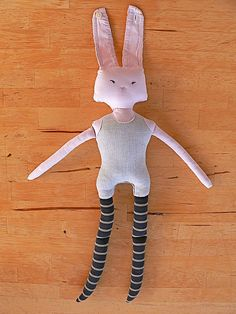 man-shirt rabbit