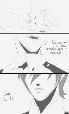 Vincent: what? Mike: ...just like....girls.... Vincent: . . . *grins thinking about it* thats interesting welp gtg! *he walks out if the room to my office* hey Vi~ Vi: Vincent, what do you want... (need vincent! Im Vi)