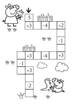 math activities preschool, math kindergarten, math elementary for kids Math Activities For Toddlers, Math For Kids, Preschool Learning, Teaching Math, Math Math, Teaching Reading, Math Games, Basic Math, 1st Grade Math