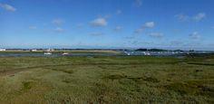 Marais de Pénerf Station Balnéaire, Mountains, Beach, Water, Travel, Outdoor, Dolphins, Brittany, Places