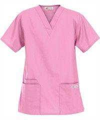 UA Best Buy Scrubs Women's Three Pocket Scrub Top