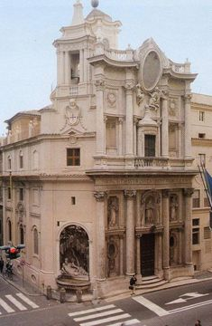 TOUCH esta imagen: San Carlo alle Quattro Fontane by Maite Fresnillo