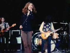 Led Zeppelin-We're Gonna Groove Live with lyrics