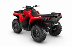New 2017 Can-Am Outlander 650 ATVs For Sale in Massachusetts. Featuring Rotax® power and reliability, precision handling, and comfort like no other ATV on the market. RF D.E.S.S. anti-theft system and a multipurpose rack with the exclusive LinQ quick-attach system equips you for any adventure.