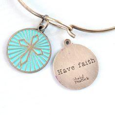 Faith Token Charm