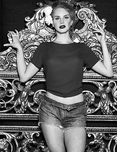 Lana Del Rey...she's my fave!