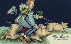 Clown & Pig
