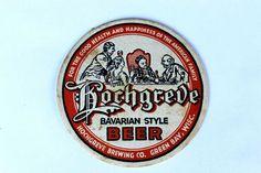 Beer Coasters, Beer Brewing, Brewing Company, Green Bay, Wisconsin, Vintage Photos, Vintage Photography
