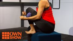 The Stretch That Will Make Your Knees Feel 10 Years Younger | #OWNSHOW