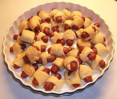 finger foods for parties | If you are looking for great finger foods for parties, these Sleep ...