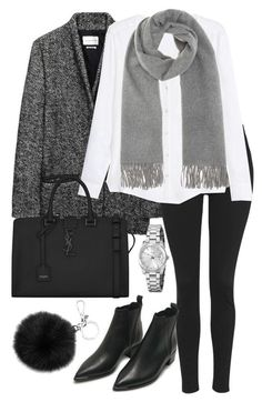 casual date outfit Casual Winter Outfits, Stylish Outfits, Fall Outfits, Cute Outfits, Look Fashion, Fashion Outfits, Womens Fashion, Look Blazer, Winter Mode