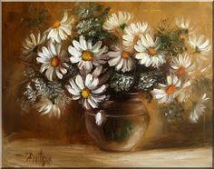 Malarstwo i Fotografia - Ewa Bartosik: Kwiaty Polne Paintings, Canvases, Floral, Plants, Oil, Artists, Scrappy Quilts, Water Colors, Fotografia
