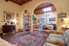 Apartment in Firenze, Italy. Treat yourself to a dream holiday in Florence, indulge on an elegant apartment from whose windows you can admire Florence's lanscape. Enjoy unforgettable tranquility and elegance that this home offers right up to the last moment of your stay. This...