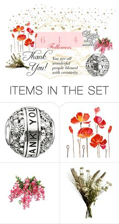 """""""614 Followers, Thank You"""" by michelle858 ❤ liked on Polyvore featuring art"""