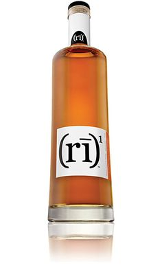 pronounce Rye one, spicy rye whiskey from Jim Beam, peppery flavor with a bit of fruit in there.