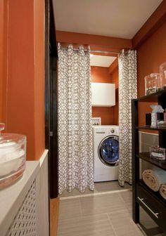 La Mano Invisible: Design Dilema... Cómo ocultar/disimular una lavadora