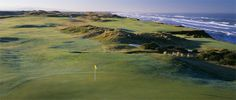 Bandon Dunes, Pacific Course. So beautiful... I better start brushing up on my game!!