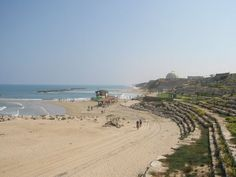 """Ashkelon Beach, Israel """