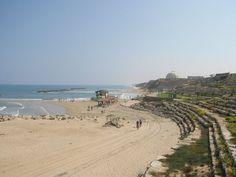 Ashkelon Beach, Israel