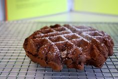 The Terrace Housewife: Waffle Cookies