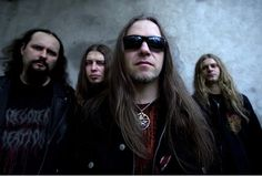 Vader - Death Metal Band from Poland Types Of Music, Death Metal, Metal Bands, Mens Sunglasses, Poland, Pure Products, Alternative Music, Musicians, Rock