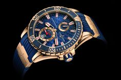 Luxury Ulysse Nardin Watches, Best known for its production of highly authentic marine chronometers. #luxurywatches #men #women #richcollection #ulyssenardin #trend #watchmania #watchaddict http://www.johnsonwatch.com/ulysse-nardin.php