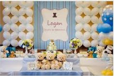 1 Year Old Boy Birthday Party Ideas
