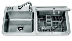 KitchenAid briva In-Sink Dishwasher : Supplyhouse : : HGTV Pro