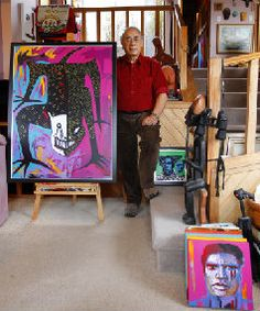 One of the country's best known of early contemporary Maori artists, Darcy Nicholas, is preparing for his most comprehensive exhibition. Visual, Maori Art, Indian Art, Artist, Canvas, Modern Indian Art, Sculpture, Visual Art, Color