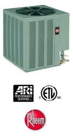 2 Ton 14.5 Seer Rheem Air Conditioner - 14AJM24A01 by Rheem, http://www.amazon.com/dp/B00563PCE0/ref=cm_sw_r_pi_dp_O.lVqb1300NV4