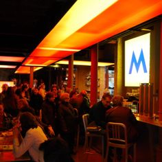 Cervecería en Barcelona.  Espectacular.  http://www.onfan.com/es/especialidades/barcelona/fabrica-moritz/cerveceria?utm_source=pinterest&utm_medium=web&utm_campaign=referal