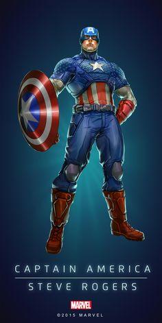 Steve_Rogers_Captain_America_Poster_01.png (2000×3997)