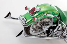 2006 Harley Davidson Softail Deluxe - The Green Hornet - Lowrider Harley Wheels, Bike Pic, Ape Hangers, Harley Davidson Motor, Green Hornet, Harley Softail, Biker Clubs, Biker T Shirts, Classic Bikes