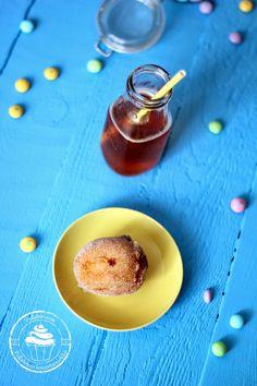 Pullahiiren leivontanurkka: Vappuleivontaa: Pikamunkit - Kardemummamunkit todella nopeasti ja helposti