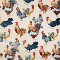 B2357 Black Bird | Greenhouse Fabrics