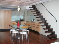 Interior stairs modern  houses with italian style.