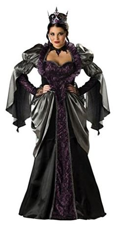 Wicked Queen Costume - Plus Size