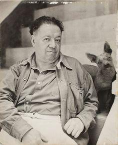 Diego Rivera and xolo