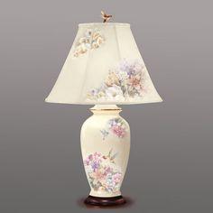 "элегантная лампа с абажуром, настольный светильник Лены Лю - Лампа настольная ""Полёт мечты"""