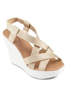 Almaville Wedges from Call It Spring in gold_1