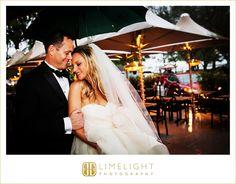 Limelight Photography, wedding photography, bride and groom, umbrella, rainy wedding www.stepintothelimelight.com