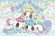 Peropero★Sparkles - Yurie Sekiya Graphic!