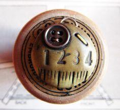 Haberdashery pendant/charm di feythcrafts su Etsy, $8,00
