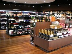 Supermarket Design | Retail Design | Beers, Wines  Spirits | QUEEN'SISETAN