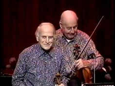 GRAPPELLI & MENUHIN - 20 minutes with two unforgotten great artists (0:20 HD) - YouTube