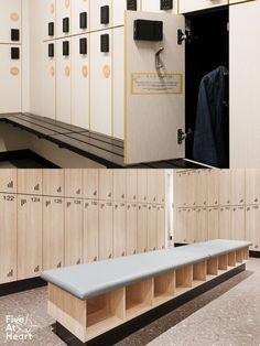 Secure Storage, Changing Room, Lockers, Garage Doors, Pandora, Interior Design, Outdoor Decor, Opportunity, Interiors