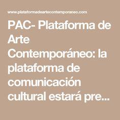 PAC- Plataforma de Arte Contemporáneo: la plataforma de comunicación cultural estará presente en uno de los cubos de La Galería de MULAFEST presentando el proyecto #girlpower, una reivindicación de la visibilidad del arte femenino contemporáneo a través del trabajo en directo de tres jóvenes ilustradoras españolas: María Hesse, Coco Escribano y Naranjalidad.