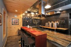Customer photos of a really nice basement brewery in NC